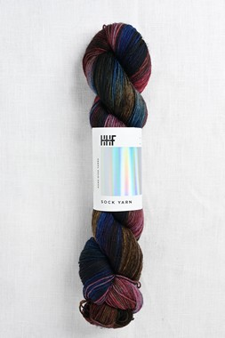Image of Hedgehog Fibres Twist Sock Malice