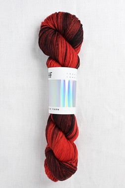 Image of Hedgehog Fibres Merino Aran Sour Cherry
