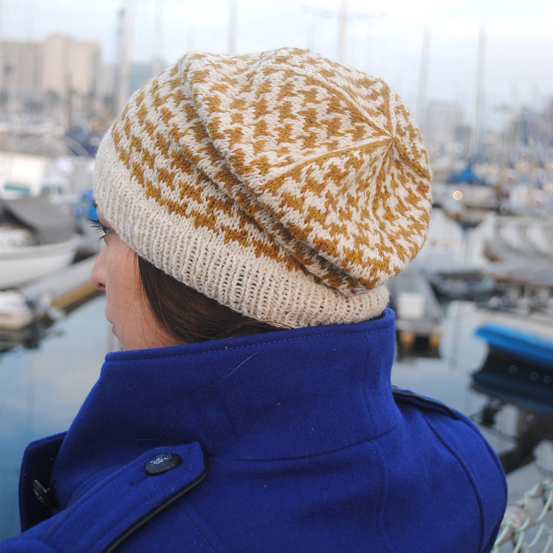 Image of Houndstooth Slouch