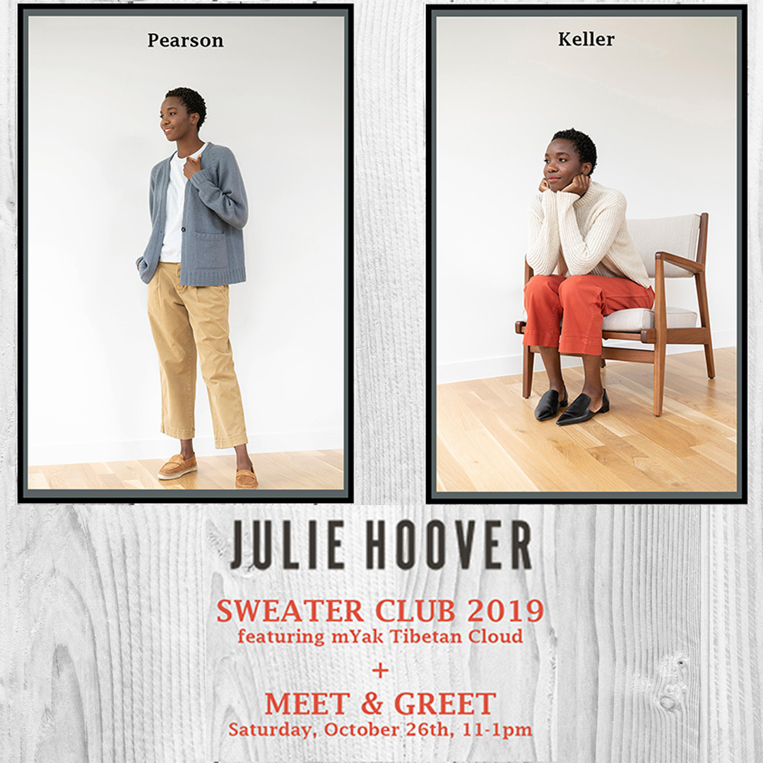Image of Julie Hoover Sweater Club