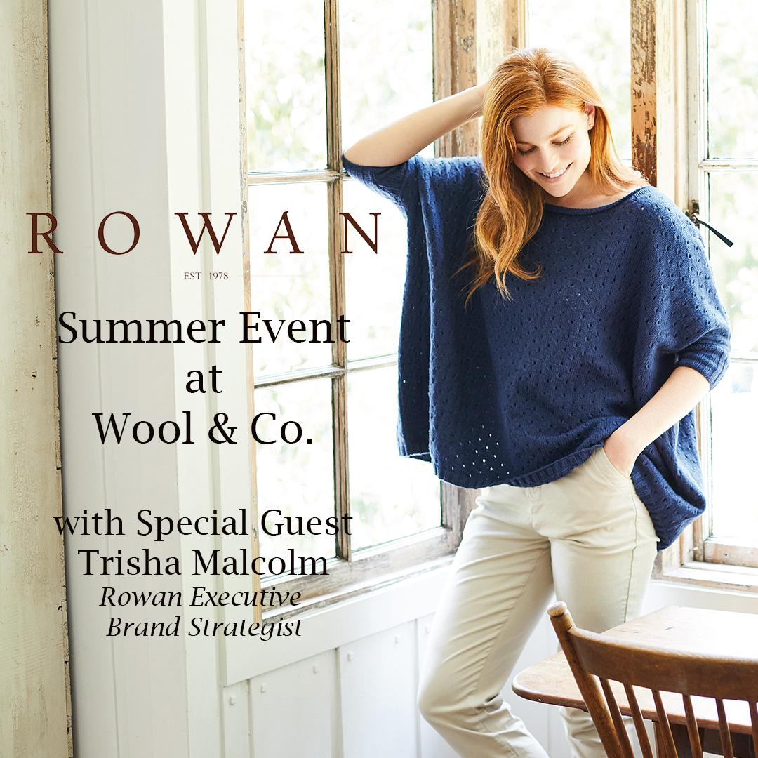 Image of Rowan Summer Event