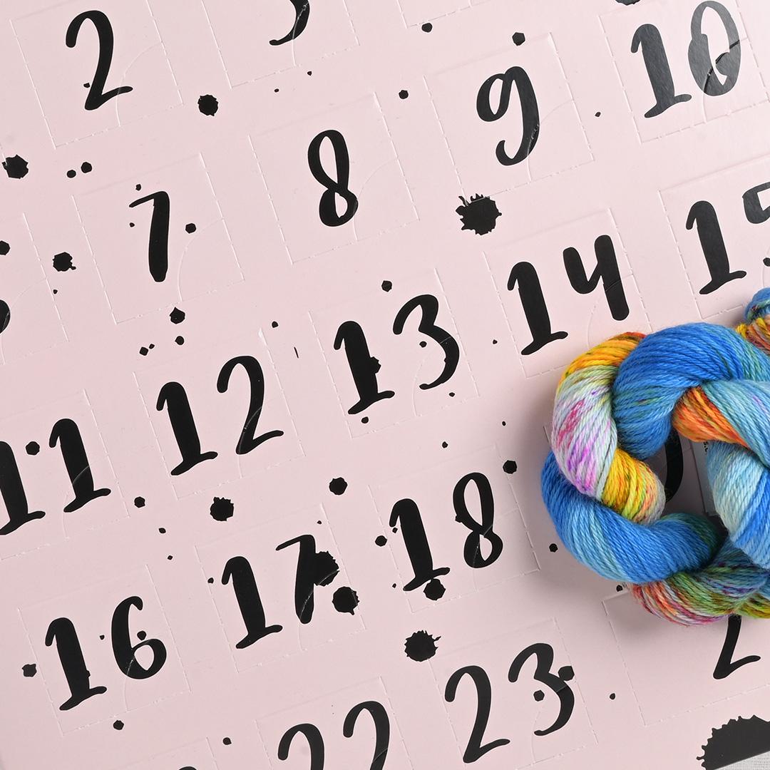Image of Hedgehog Fibres Advent Calendar