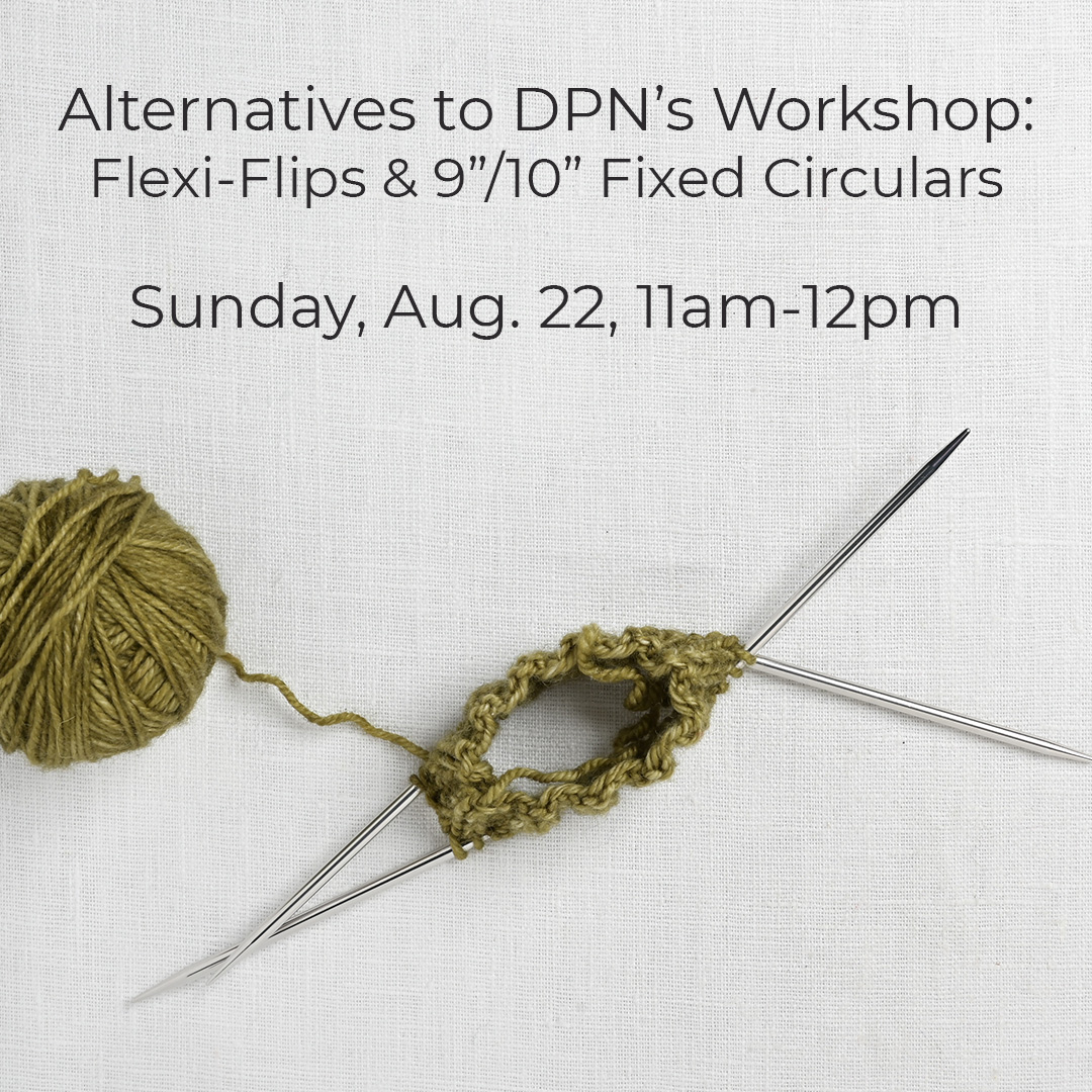 Image of Alternatives to DPN's Workshop