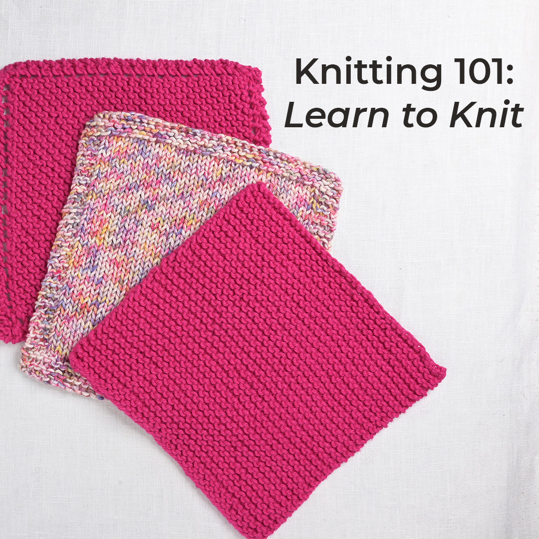 Image of Learn to Knit