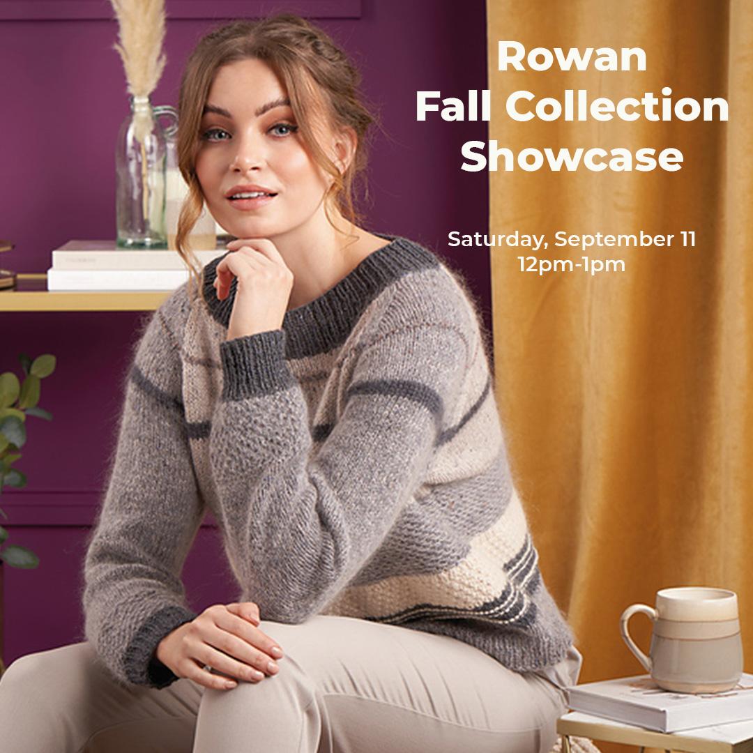 Image of Rowan Fall Collection Showcase
