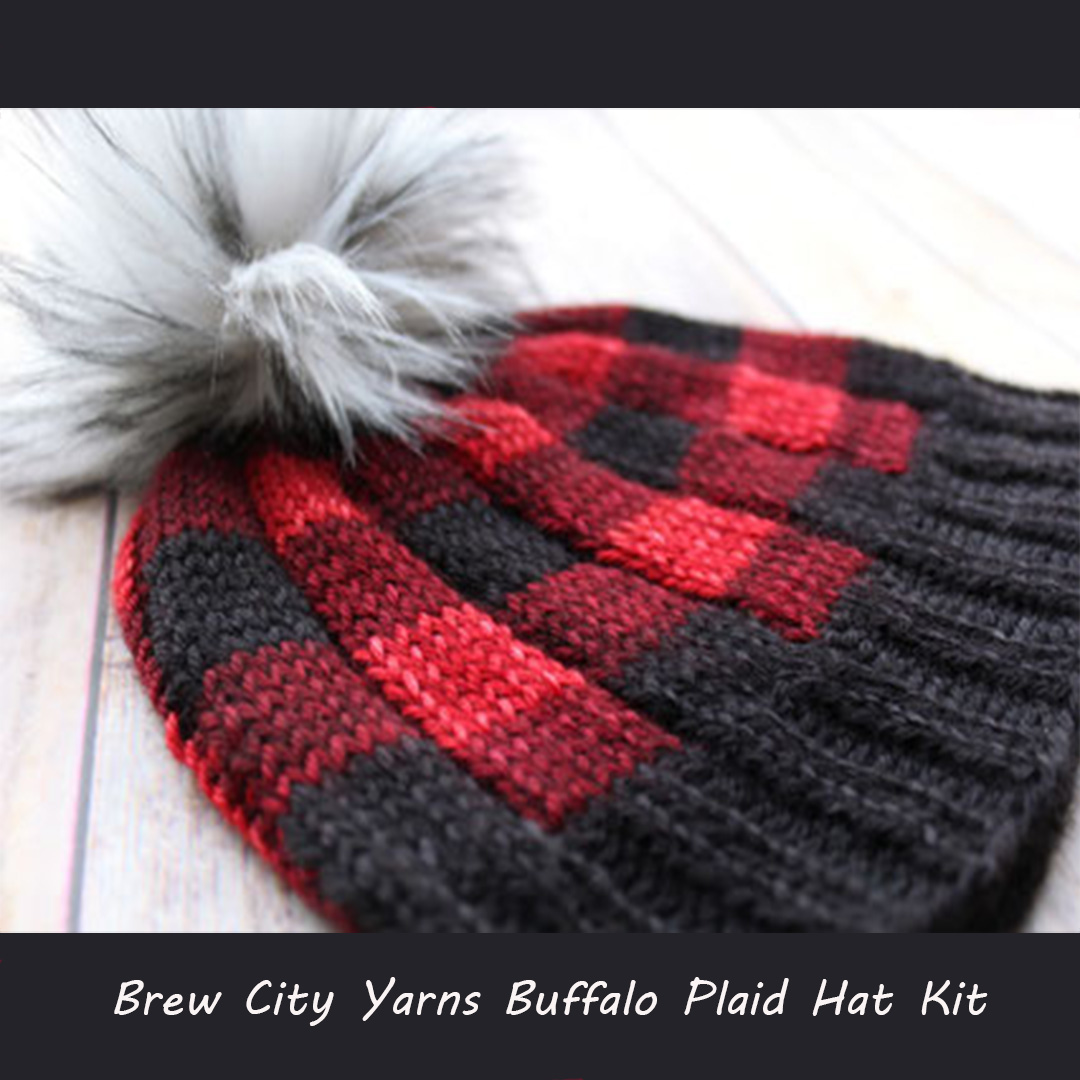 Image of Buffalo Plaid Hat