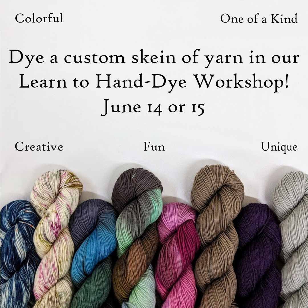 Image of Hand-Dye Workshop