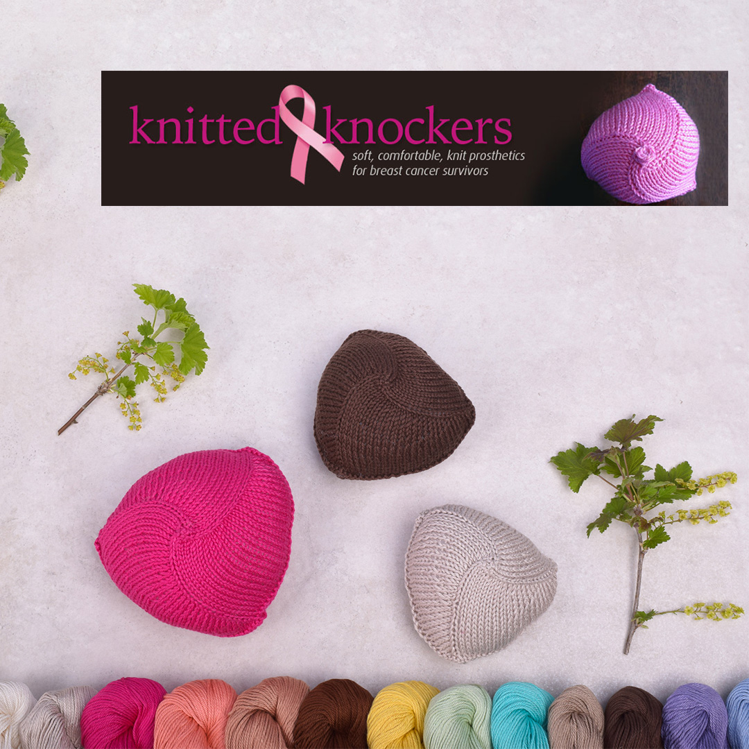 Image of Knitted Knockers