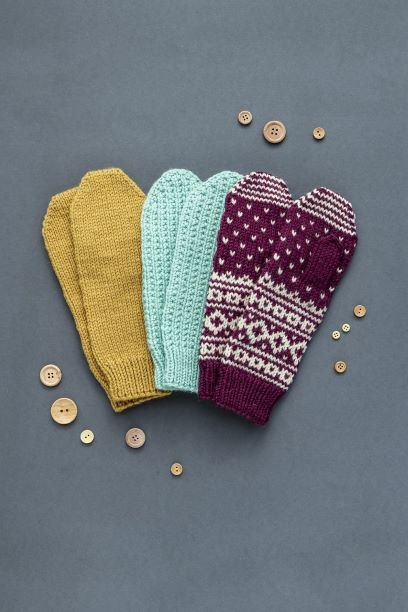 Image of Building Blocks: Mittens