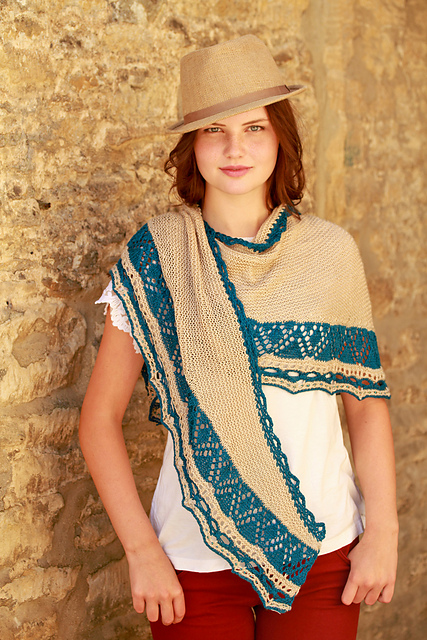 Image of Dollis Shawl