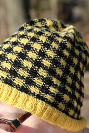 Image of Happiness Plaid Hat