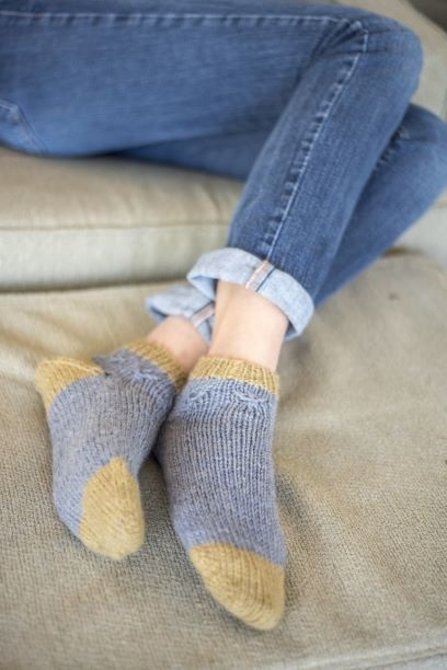 Image of Hartland Slipper Socks
