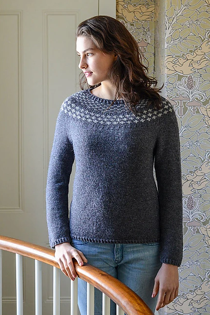 Image of Mended Pullover