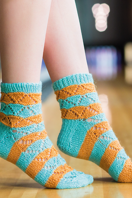 Image of Sugar and Spice Socks