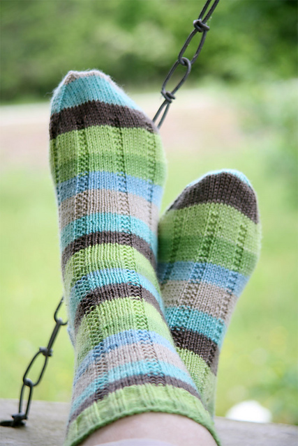 Image of Vanilla Latte Socks