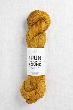 Image of Spun Right Round Tweed DK Tobacco